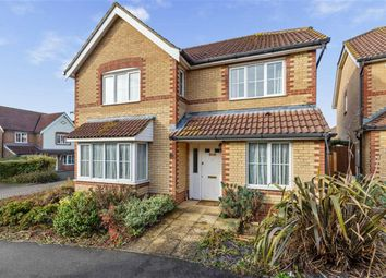 Thumbnail 4 bed detached house to rent in Beatrice Hills Close, Kennington, Ashford