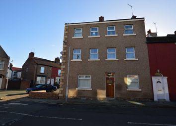 Thumbnail 2 bed flat to rent in Brassey Street, Birkenhead