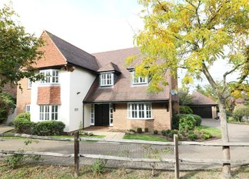 Thumbnail 5 bed detached house for sale in Nursery Gardens, Goffs Oak, Hertfordshire