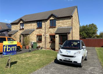 Thumbnail 2 bed semi-detached house to rent in Redhill Park, Crowhill, Haverfordwest