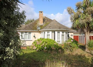 Thumbnail 2 bed detached bungalow for sale in Seacroft Avenue, Barton On Sea, Hampshire