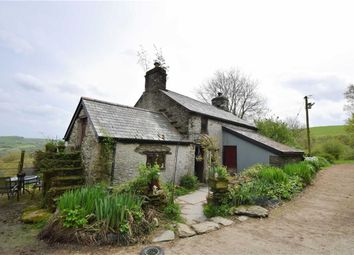 Thumbnail 3 bed detached house for sale in Bryn Y Brain, Talywern, Machynlleth, Powys