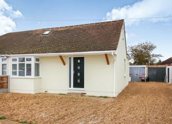 Thumbnail 3 bed semi-detached house for sale in Woodhurst Road, Canvey Island