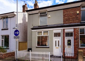 Thumbnail 2 bed semi-detached house for sale in Allanson Road, Northenden, Manchester