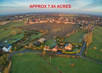Thumbnail Detached bungalow for sale in 54 Field Lane Morton, Gainsborough, Lincolnshire