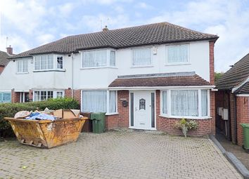 Thumbnail 3 bed semi-detached house for sale in Leasowe Road, Rubery