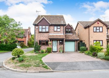 Thumbnail 4 bed detached house for sale in Lillywhite Crescent, Andover