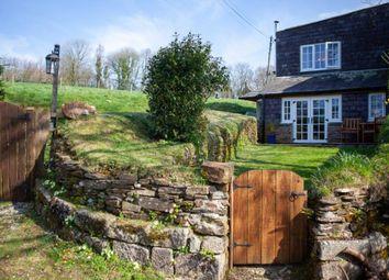 Thumbnail 2 bed cottage for sale in Trefanny Hill, Nr Pelynt