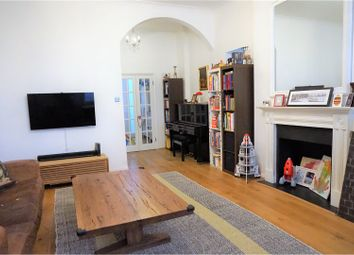 Thumbnail 3 bed flat to rent in Sisters Avenue, London