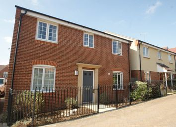 Thumbnail 4 bed detached house to rent in Long Barn Road, East Anton, Andover
