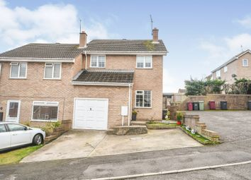 Wellspring Close, Wingerworth, Chesterfield S42. 3 bed semi-detached house for sale