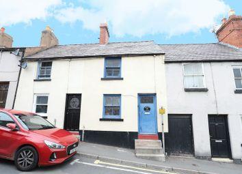 Thumbnail 2 bed terraced house for sale in Beacons Hill, Denbigh