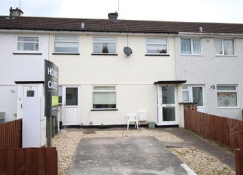 Thumbnail Terraced house for sale in Belle Vue Road, Cwmbran