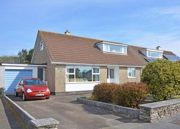Thumbnail 3 bed detached house for sale in Trelawne Road, Carnon Downs, Truro