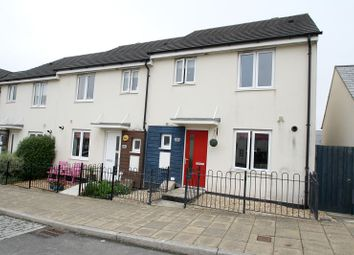 Thumbnail 3 bed end terrace house to rent in Whitehaven Way, Plymouth