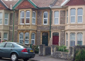Thumbnail 2 bed flat to rent in Kensington Road, Weston-Super-Mare