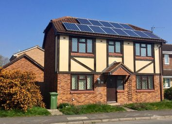 Thumbnail 3 bedroom detached house for sale in Kempton Avenue, Hereford