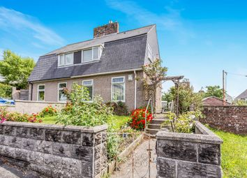 Thumbnail 3 bed semi-detached house for sale in Heathfield Road, Plymouth