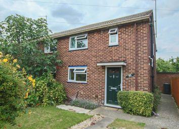 Thumbnail 3 bedroom semi-detached house for sale in Drayton Road, Cherry Hinton, Cambridge