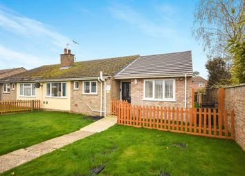 Thumbnail 4 bed semi-detached bungalow for sale in North Road, Lakenheath, Brandon