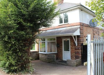 Thumbnail 3 bed semi-detached house to rent in Oakhurst Road, Birmingham