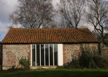 Thumbnail 2 bed detached house for sale in Clarks Lane, Thursford, Fakenham
