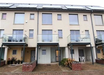 Thumbnail 3 bedroom town house for sale in Langdon Road, Marina, Swansea
