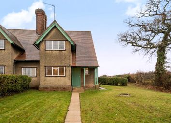 Thumbnail 3 bed semi-detached house to rent in Garden Cottages, Barton Hartshorn, Buckingham