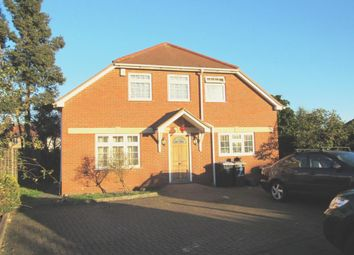 Thumbnail 4 bedroom detached house for sale in Feeny Close, Neasden
