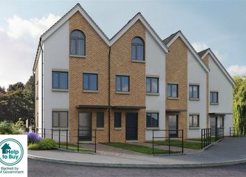 Thumbnail 3 bedroom town house for sale in Cresswell, The Embankment, Mexborough, South Yorkshire