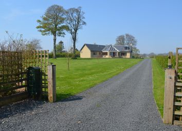 Thumbnail 4 bed detached bungalow for sale in Blanerne, Duns