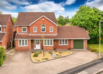 Thumbnail 5 bed detached house for sale in Daniels Cross, Newport