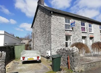Thumbnail 3 bed semi-detached house for sale in Mill Street, Lampeter