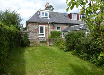 Thumbnail 2 bed semi-detached house for sale in West King Street, Helensburgh