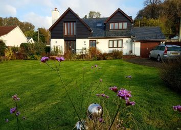 Thumbnail 4 bed detached house for sale in Corrob, Penmoel Lane, Chepstow