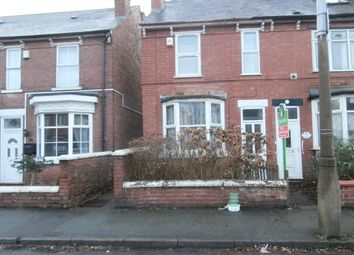 Thumbnail 2 bed end terrace house to rent in Victoria Road, Wednesfield, Wolverhampton