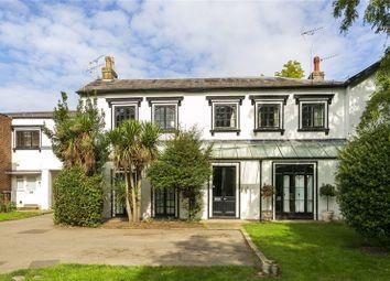 Thumbnail 2 bed flat for sale in Yelverton Lodge, Richmond Road, Twickenham