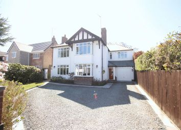 Thumbnail 6 bed detached house for sale in The Paddock, Heswall, Wirral