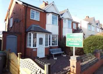 Thumbnail 3 bed semi-detached house for sale in Heathfield Road, Redditch, Worcestershire