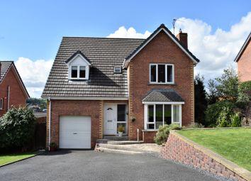 Thumbnail 4 bed detached house for sale in Oakridge, Banbridge