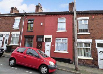 Thumbnail 2 bedroom terraced house for sale in Mynors Street, Hanley, Stoke-On-Trent