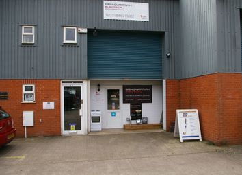 Thumbnail Office to let in Ground Floor At Unit C4, Station Yard, Thame