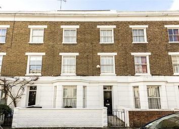 Thumbnail 4 bed terraced house for sale in Overstone Road, London