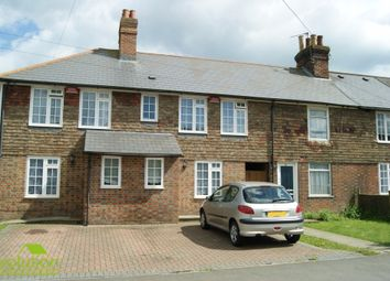 Thumbnail 3 bed terraced house for sale in Kingsnorth Road, Ashford