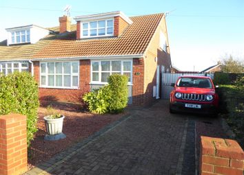 Thumbnail 3 bed semi-detached bungalow for sale in Itterby Crescent, Cleethorpes