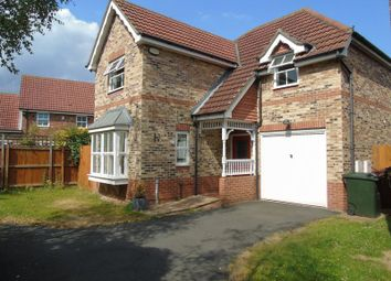 Thumbnail 3 bedroom detached house for sale in Greenlee Drive, High Heaton, Newcastle Upon Tyne
