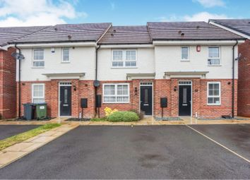 Thumbnail 2 bed town house for sale in Parkers Way, Tipton
