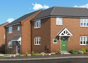 "Thumbnail 3 bed property for sale in ""The Mulberry At Mill Farm, Tibshelf"" at Mansfield Road, Tibshelf, Alfreton"