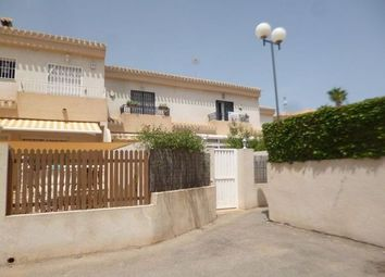 Thumbnail 4 bed town house for sale in Spain, Valencia, Alicante, Playa Flamenca