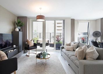 "Thumbnail 1 bed property for sale in ""Chamberlain Court"" at Station Parade, Green Street, London"